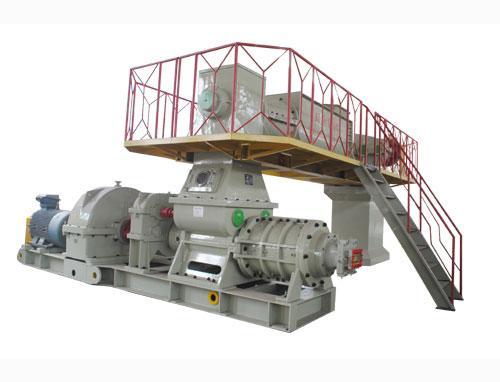 ◆双级真空制砖机